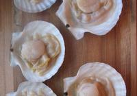 蒜蓉烤扇貝的做法