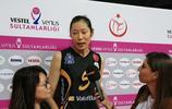 女排主攻朱婷 備戰東京奧運會 離開豪門瓦基弗銀行