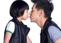 林志穎兒子Kimi近照,9歲已經1米4,林志穎擔心長太高不讓打籃球