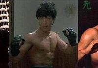 武打明星比肌肉,成龍和李連杰加起來都比不過他!