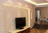 不騙你!客廳電視背景牆裝修別再貼石膏線,大家現在流行這樣裝!