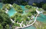 旅途隨筆 遊克羅地亞普利特維採湖 克羅地亞最美的湖