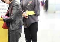楊紫跟風在T恤裡套秋衣,不想穿出120斤既視感,網友:該減肥了!
