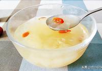 春季容易感冒,常給家人煮這款甜湯,既潤肺止咳、又美容養顏