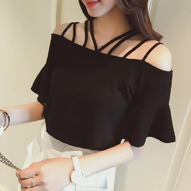 女人只有漂亮才是最重要,這幾款T恤會讓你打扮出不同風格的淑女範