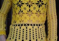 手工鉤編的美衣太驚豔了!