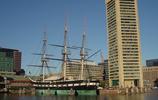 攝影圖集:美國最大獨立城市和主要海港之巴爾的摩