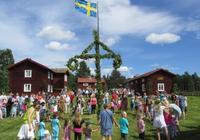 仲夏節的瑞典Style