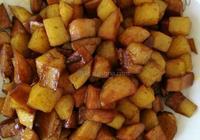 土豆杏鮑菇