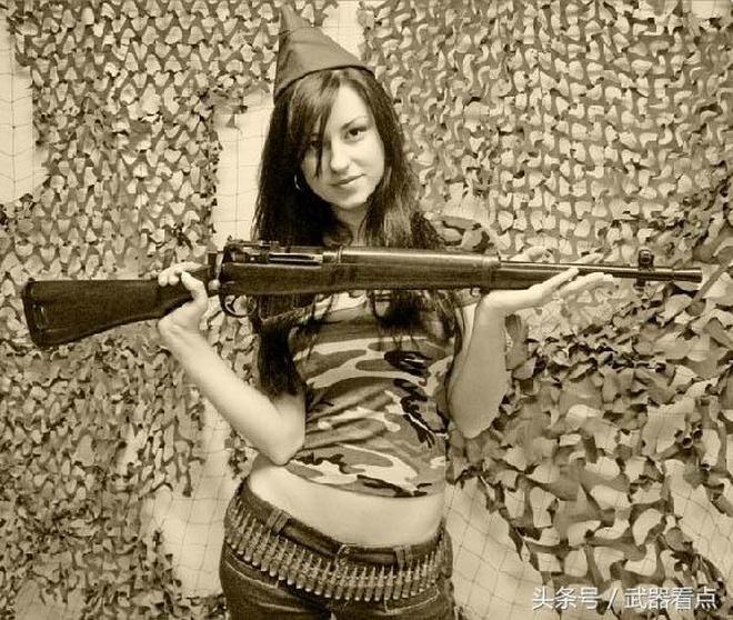 軍事丨二戰時期英軍裝備的,叢林卡賓槍!