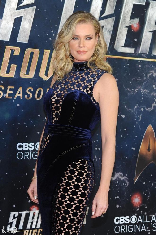 《星際迷航:發現號》第二季在紐約康拉德的首映式上