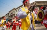 河南浚縣:天南海北齊聚一堂 萬人空巷逛廟會