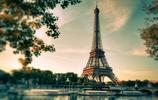 風景圖集:埃菲爾鐵塔圖片