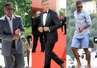 行走的男性時尚風向標