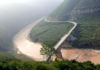 即將消失的涇河大峽谷,壯美哉