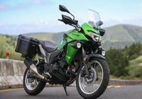 試駕川崎Versys-X300多功能摩托車 越野性能優異