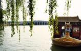 頤和園的龍船