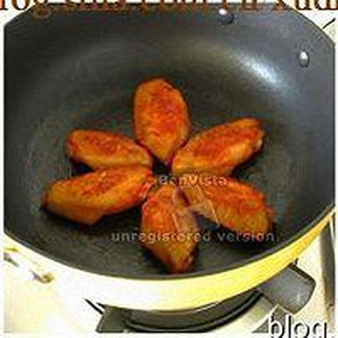 新奧爾良雞翅(煎鍋版)