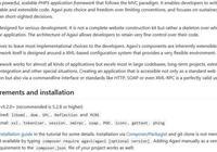 """PHP是最好的編程語言"" 這19款PHP Web框架要知道"