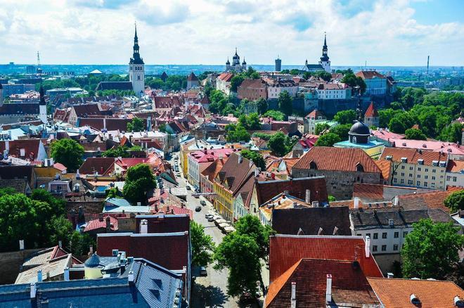 """東歐的""""世外桃源""""——愛沙尼亞"""