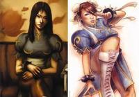 經典街機遊戲中的畫風分為日版和美版,你喜歡哪一種呢?