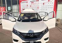 8萬元買了一輛自動擋本田哥瑞,終於明白了啥叫買發動機送車!