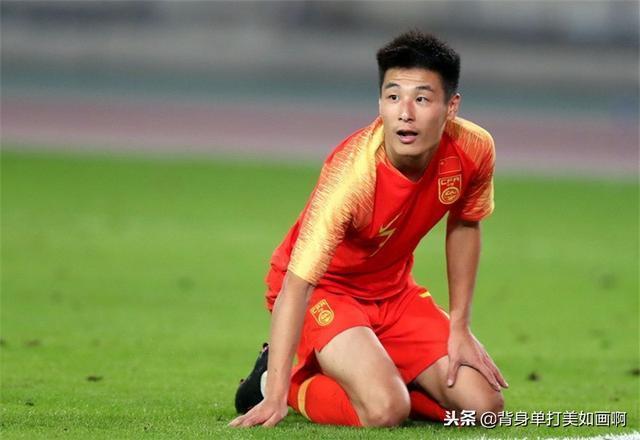 為夢想而戰!國足亞洲盃口號如此響亮,下次踢中乙就別丟兩球了