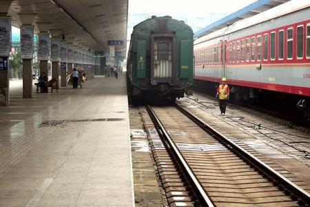 貴陽火車站