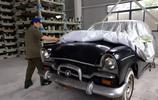 """上海僅收藏30年""""鳳凰牌""""轎車,當年3.5萬購買如今安放成了難題"""