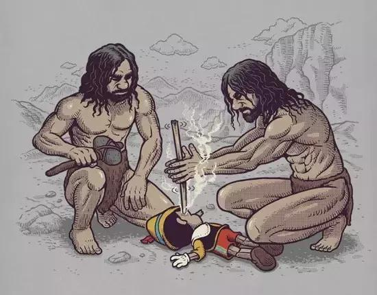 遊戲動漫中不同角色的腦洞漫畫 激發你的創作靈感