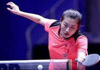 國乒世界第一遇險情!盧森堡選手打她很有策略丁寧被驚出一身冷汗