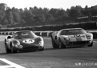 「勒芒傳奇」經典賽車Ford GT40的故事