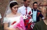 農村的婚禮和樂器手