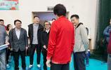 郎導帶領劉曉彤和張常寧參加電影《中國女排》啟動儀式!