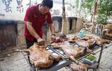 38度高溫青海旅遊,農村小院稀罕物賣1980,農民小夥一天賣8萬元