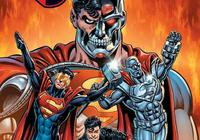超人王朝:超人戰死之後一群超人出現,機械超人大戰根除者?