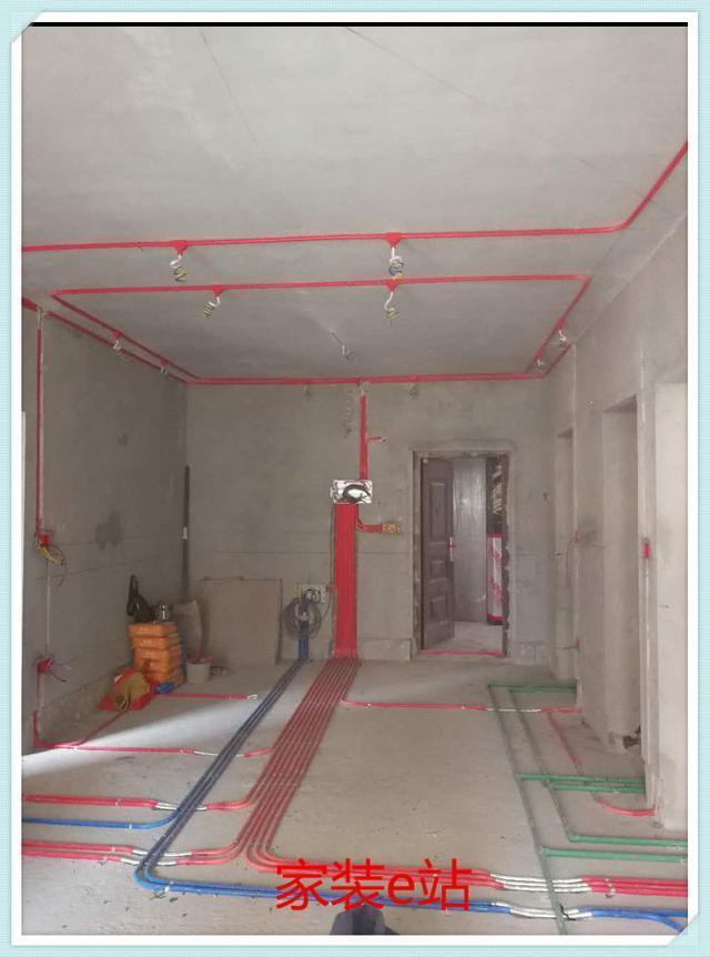 家裝e站貴港站 標準施工之水電工藝