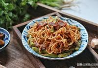天熱,家人都饞這鍋面,有肉有菜一鍋熟,方便又營養,怎能錯過