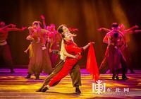 """黑龍江省舞蹈《紅高粱》獲""""群星獎"""""""
