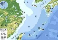 中國海之東海
