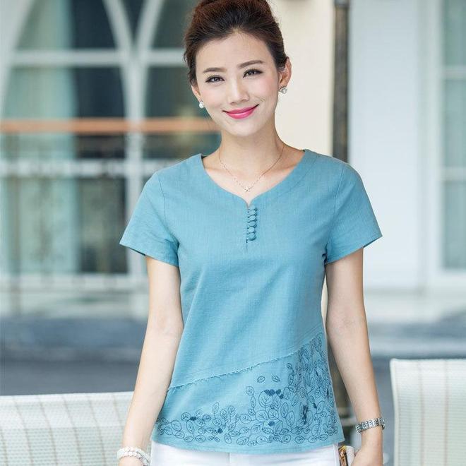 2017最流行的雪紡襯衫,一款比一款優雅,時髦又顯年輕女人味