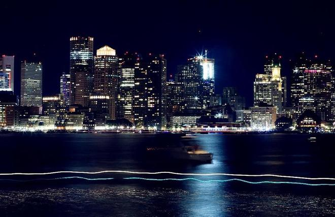 城市名曰波士頓
