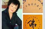 中書協人氣最高的美女書法家,全國隸書第一,真是美貌與智慧並存