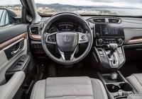 無套路乾貨文章:本田1.5T CR-V和馬自達2.5L CX-5直白對比介紹