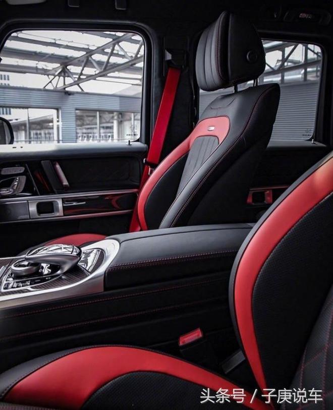 梅賽德斯-AMG G 63 Edition 1很漂亮,網友:國內買G級還得加價吧