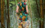 人物攝影:竹林深處