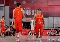 中國隊遺憾負於雄鹿,NBA夏季聯賽1勝3負,主教練坦言主要原因