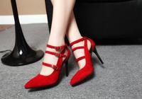 女生穿高跟鞋和不穿高跟鞋的差別是什麼?