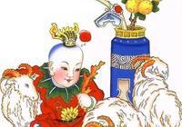 中國年畫娃娃欣賞
