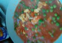西紅柿炒豌豆